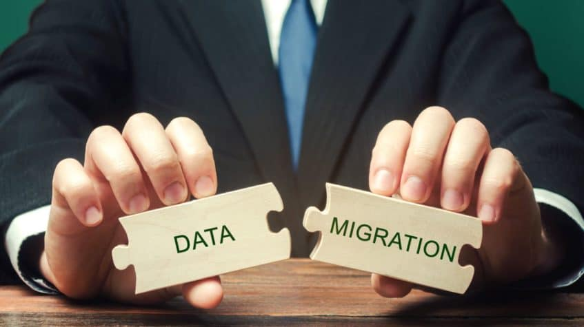 Data Migration Image