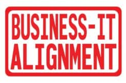 business and it alignment