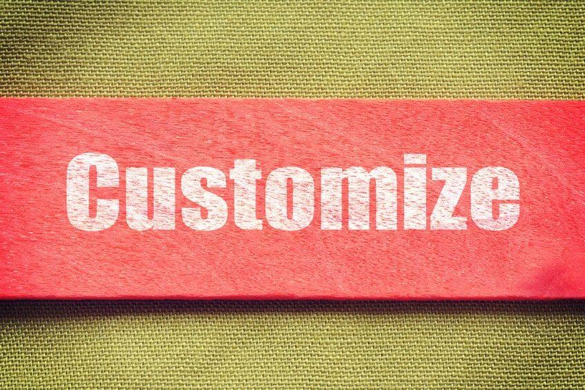 customizing office 365