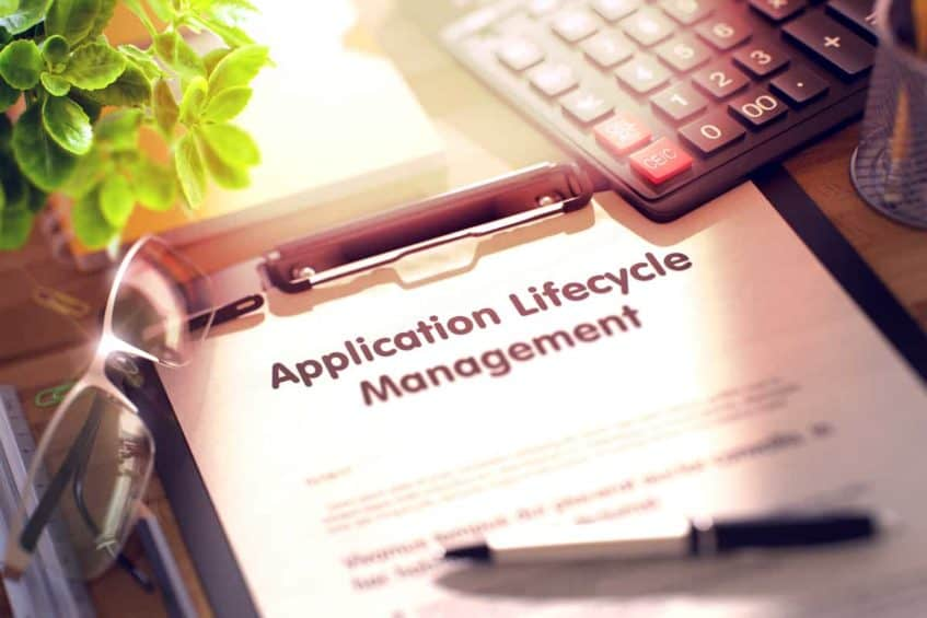 Secretary of State Application Lifecycle Management Project for SharePoint 2016