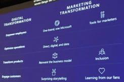Marketing Transformation