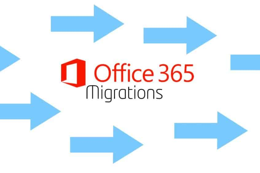 Microsoft 365 migrations cover