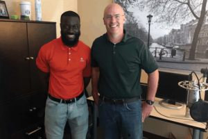 Getting to Know Software Engineer Perry Kankam
