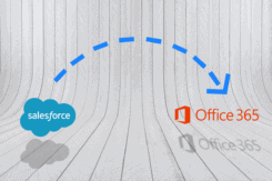 migrating from salesforce to microsoft