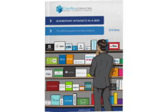 "New SharePoint ""Intranet-in-a-Box"" Report for 2018"
