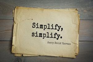 simplify simplify