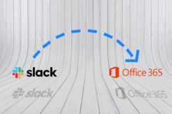 migrating from slack to office 365