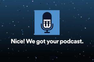 Threewill podcast on Spotify
