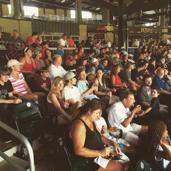 ThreeWill's Atlanta Braves Company Event