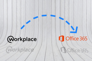 Migrating from Workplace by Facebook to Microsoft 365